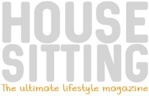 house sitting magazine logo