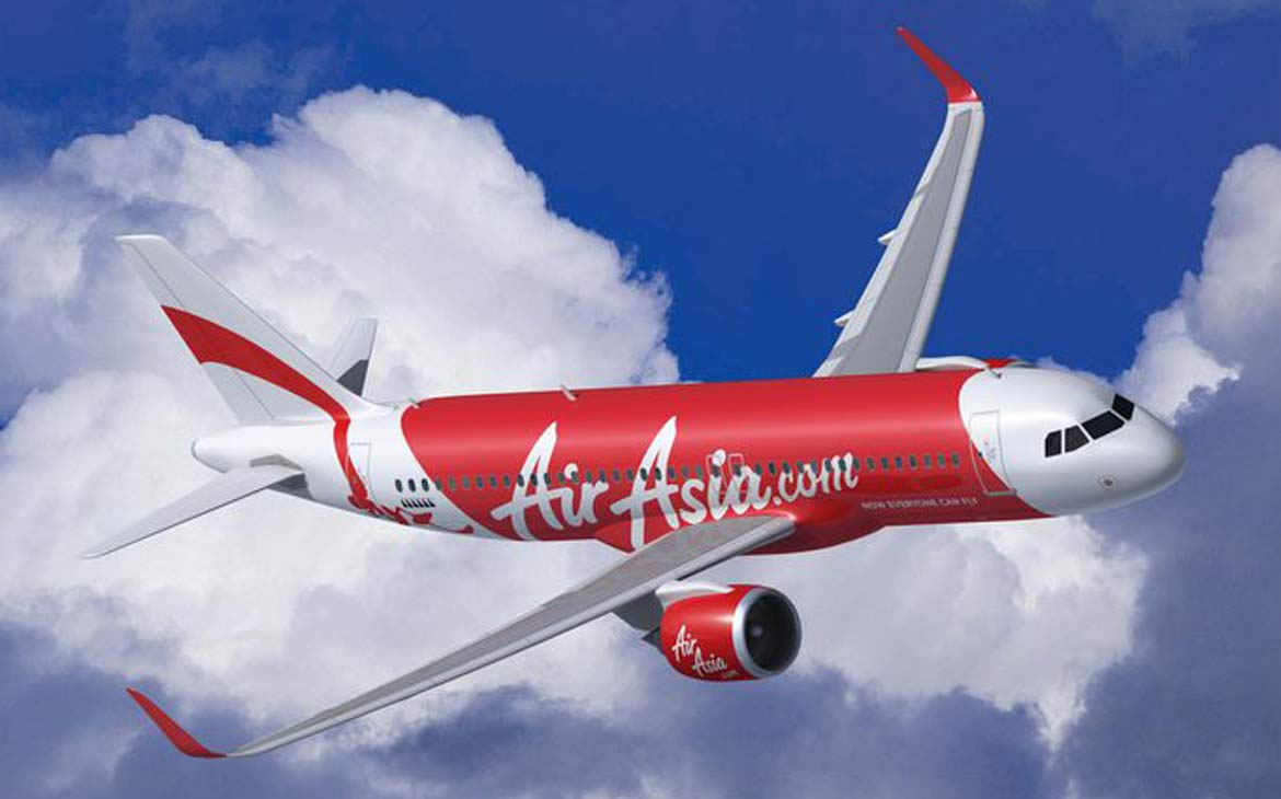 flying air asia