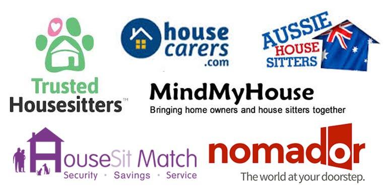 A few of the bigger housesitting websites