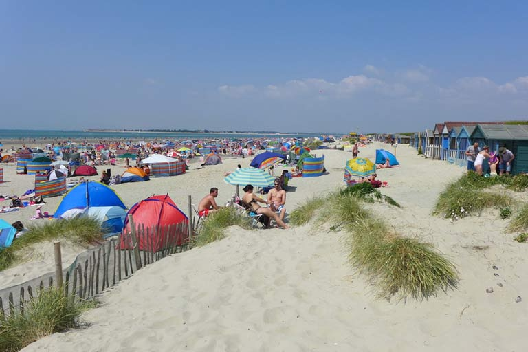 West Witterings Beach