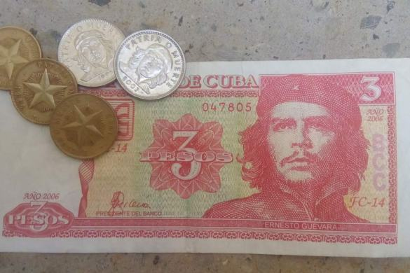 how to use the local Cuban currency
