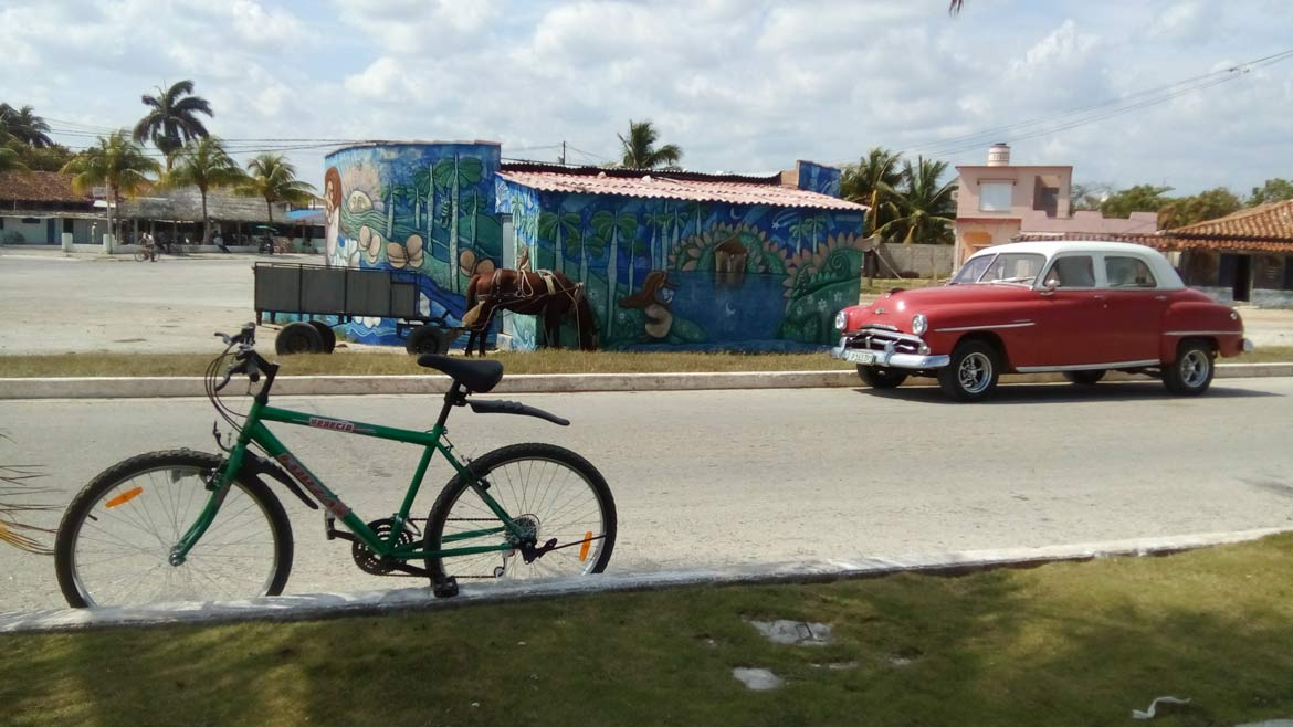 See more of Cuba off-the-beaten-track by bicycle