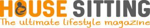 house sitting magazine website logo header image