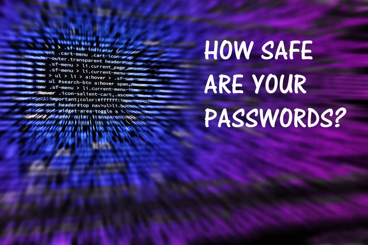 Are you protecting your passwords