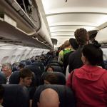 Flying with budget airlines