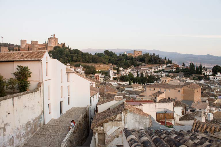 House sitting in beautiful Granada in the south of Spain