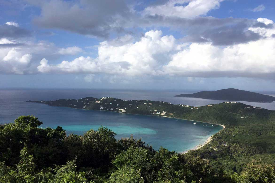 House Sitting in Magens Bay USVI