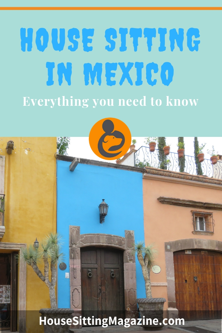House Sitting in Mexico - all you need to know to get started #housesitting