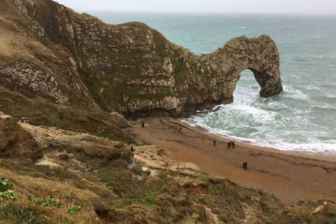 Durdle Door, House Sitting Dorset