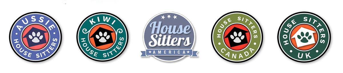 Aussie House Sitter Group Logos