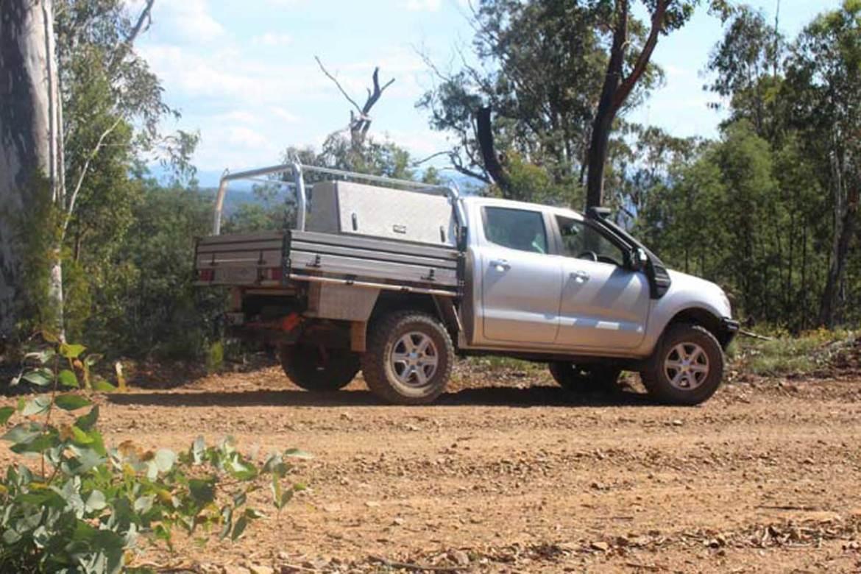Off-road Ute in Australia