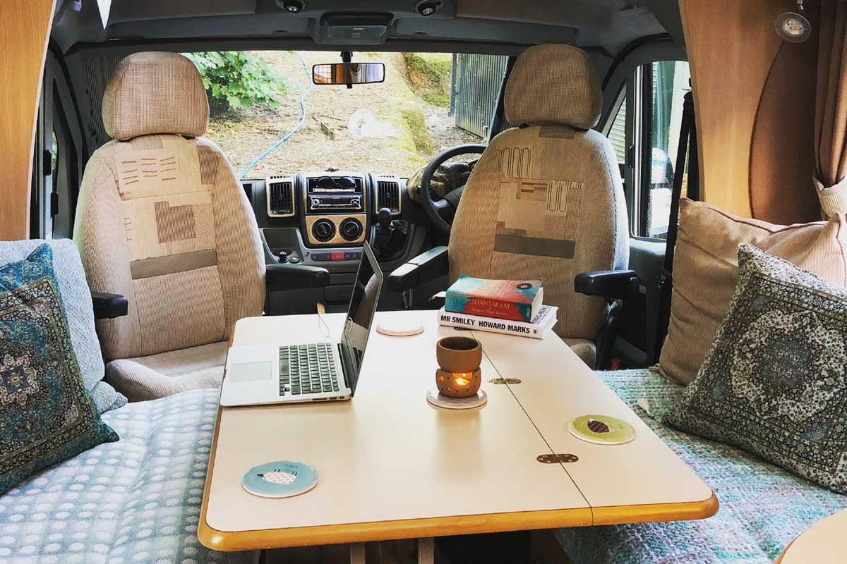 Buying a first campervan