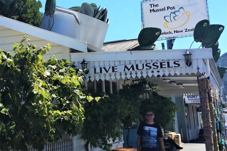 The Mussel Pot Restaurant Havelock NZ