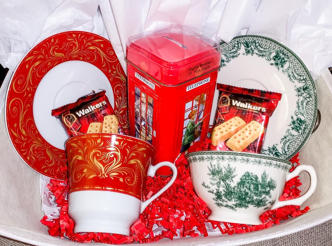 teaa gift basket