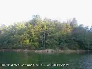 Clear Creek Waterfront Lot