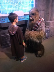 the wookie wins