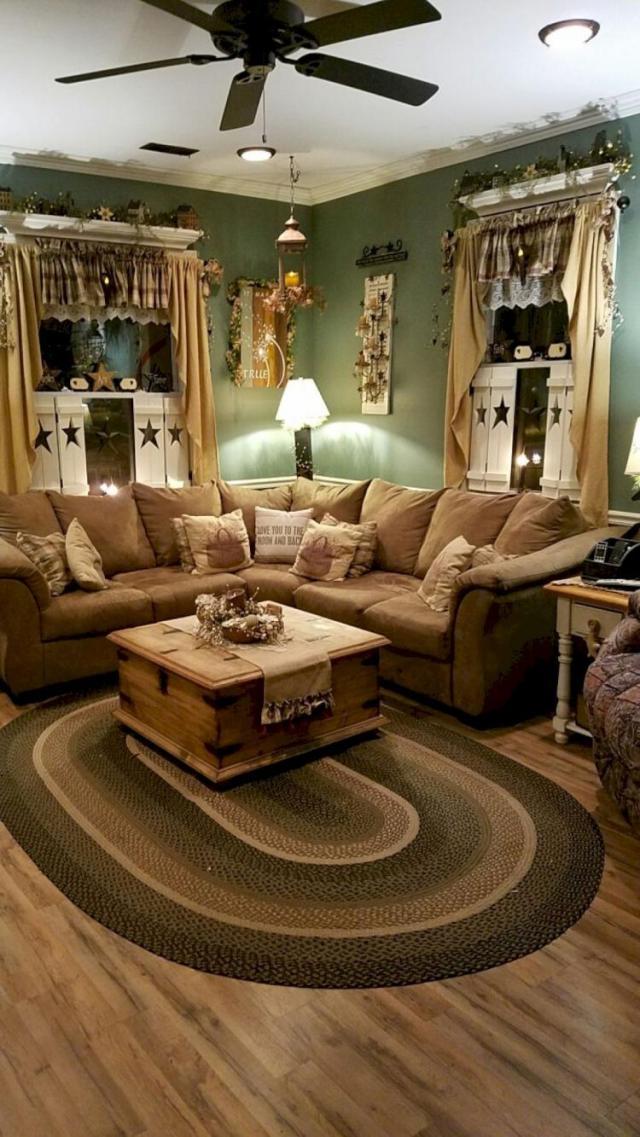 30+ Exciting Farmhouse Living Room Decor Ideas on a Budget