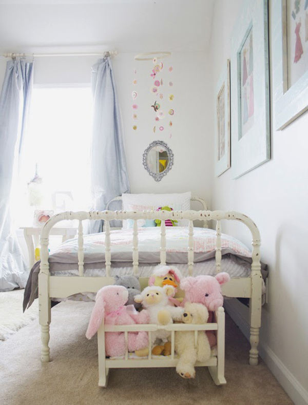 15 Pretty Girl Room Ideas | House Design And Decor on Pretty Room Decor For Girl  id=87849