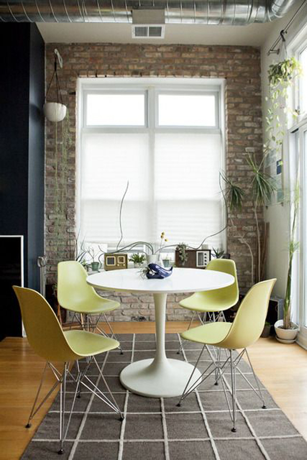 A small living room can feel even smaller when it shares space with a home's kitchen or dining area. 20 Best Small Dining Room Ideas | House Design And Decor