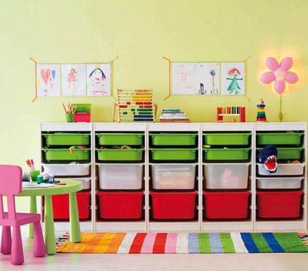 20 Smart Ikea Trofast Ideas For Kids Room Storage House