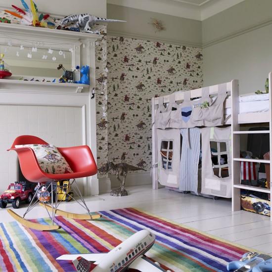 Playful children's room | Children's room ideas | Image | Housetohome