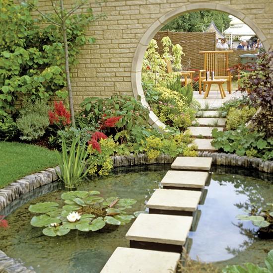 InsureBlog: Health Wonk Review: Spring Hath Sprung! Edition on Landscape Pond Design id=85564