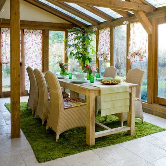 Nature-inspired conservatory | Conservatory decorating ideas - best of 2010 | Conservatorys | PHOTO GALLERY