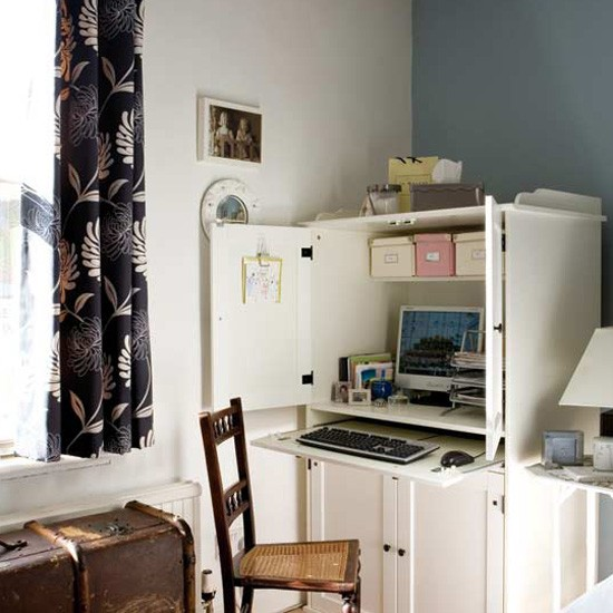 Guest bedroom home office | Best home office 2010 | Home-office | PHOTO GALLERY