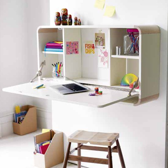 Teenager's home office | Best home office 2010 | Home-office | PHOTO GALLERY