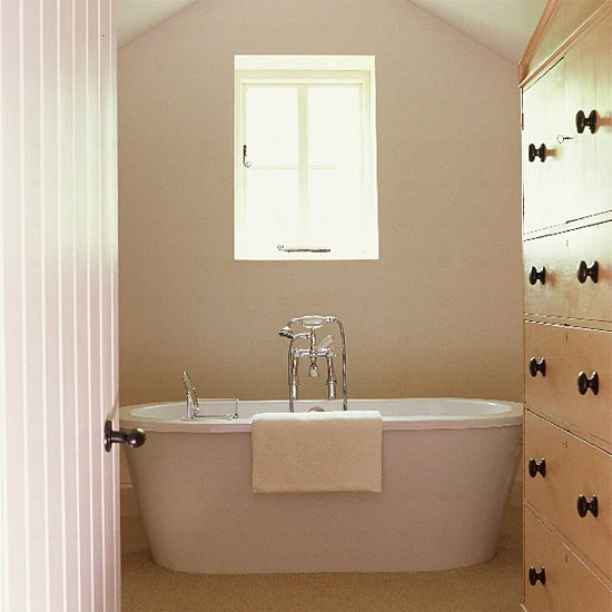 Small modern bathroom | Bathroom vanities | Decorating ... on Small Bathroom Ideas Uk id=74505