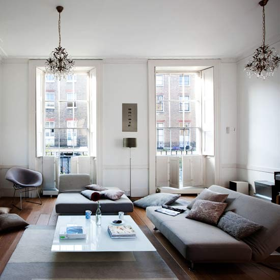 Low Level Living Room
