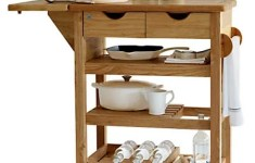 20 Stunning Pictures of Kitchen Trolley That Will Drag You Inside