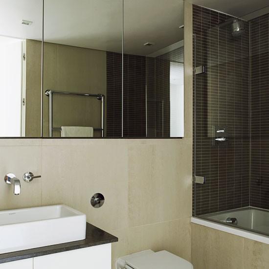 Bathroom | Small bathroom | Bathroom tiles | Bathroom ... on Small Bathroom Ideas Uk id=26602