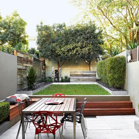 Modern Garden Pictures - house to home on Split Garden Ideas id=96144