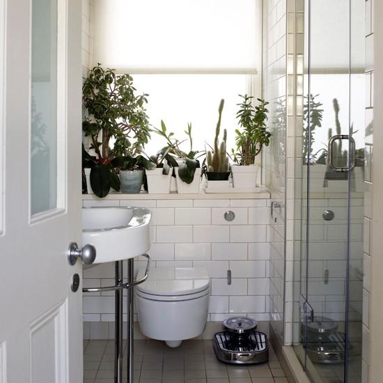 Bathroom decorating ideas | housetohome.co.uk on Small Bathroom Ideas Uk id=64204