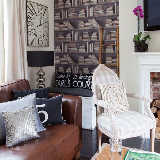 Quirky Living Room Decor