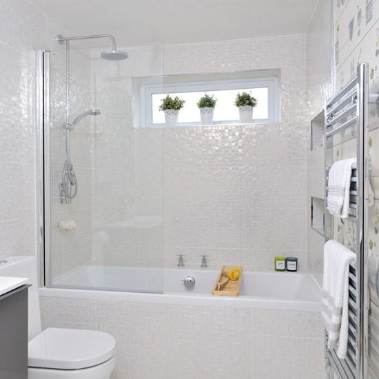 Tiny bathrooms | Small bathroom design ideas | housetohome ... on Small Bathroom Ideas Uk id=54361