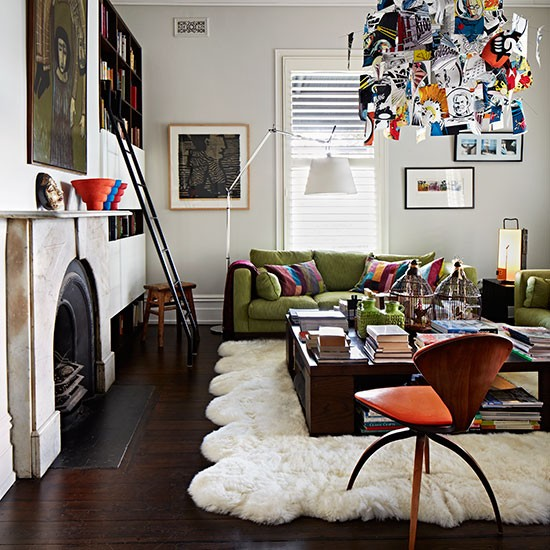 Quirky Modern Home Decor