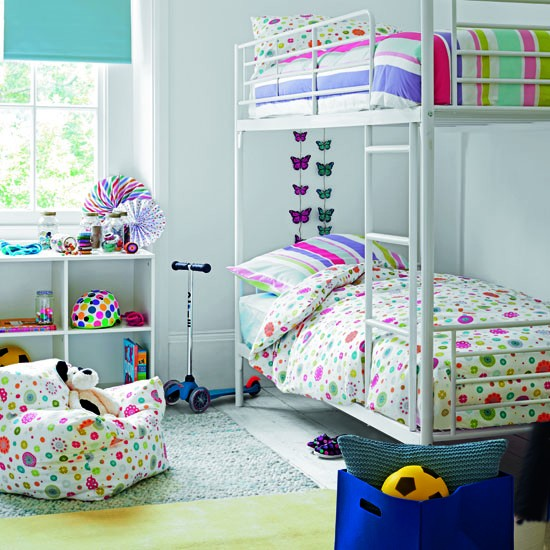 John Lewis children bedroom gallery: Buttons bedroom