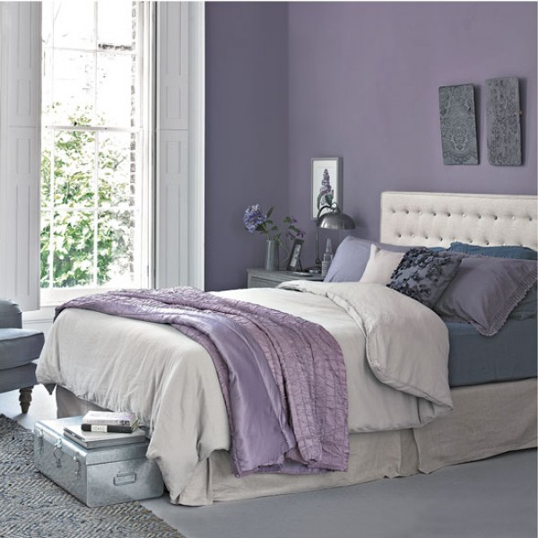 5 Fool Proof Restful Colour Schemes For Bedrooms