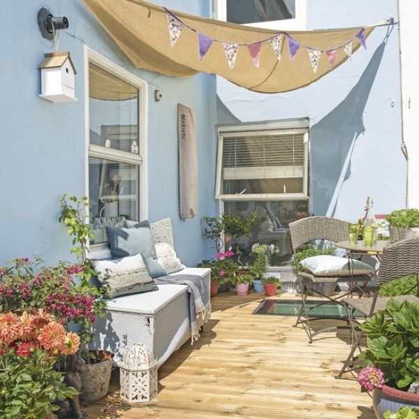 Garden design ideas for grassless spaces on Grassless Garden Ideas  id=29072