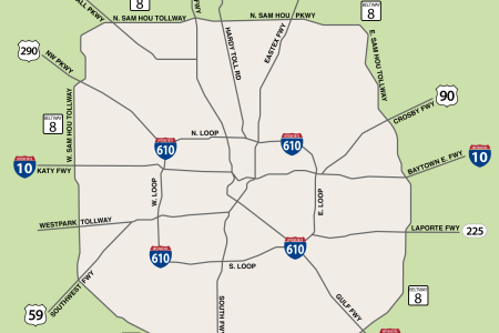toll road map houston » Full HD MAPS Locations - Another World ...