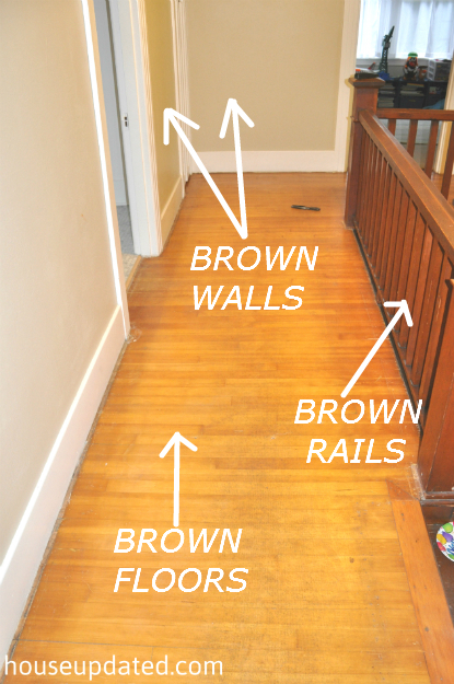 Upstairs Hallway Archives House Updated