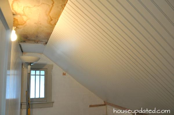 Install Beadboard Ceiling Over Drywall Www