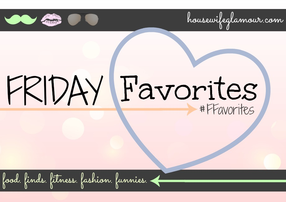 Friday Favorites Button Housewife Glamour