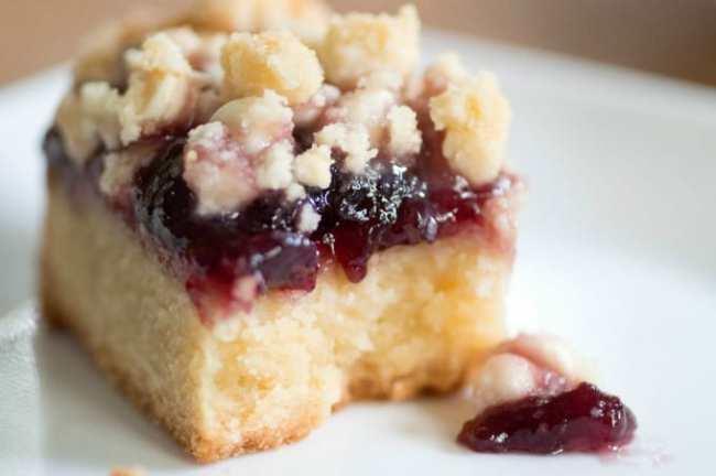 Raspberry White Chocolate Cookie Bars Recipe