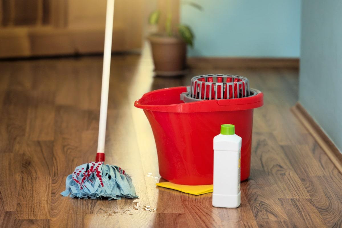 homemade floor cleaner for hard floors