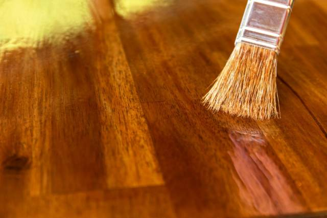 How To Fix Scratches On Wood Furniture  Housewife How-Tos