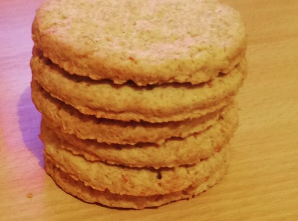 Ginger Cookies (Low-Carb, Sugar-Free Oatmeal Recipe)