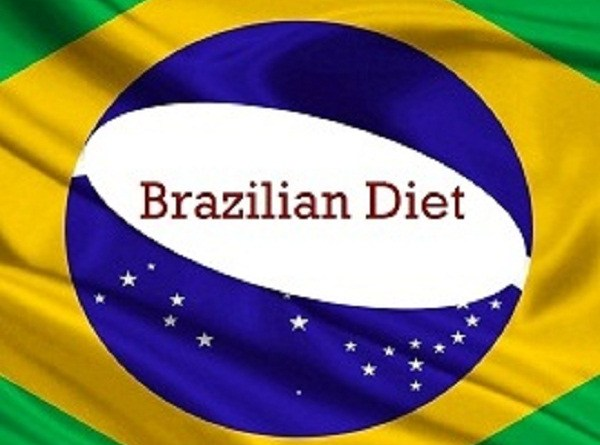 Brazilian Diet - Seven Day Diet Menu ( Day by Day)